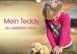 Mein Teddy – du verstehst mich (Wandkalender 2019 DIN A4 quer) von Roder,  Peter