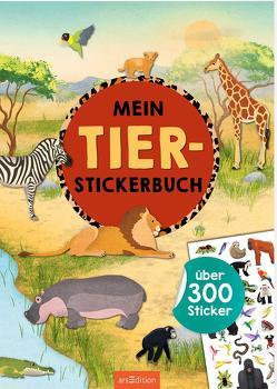 Mein Tier-Stickerbuch von Schumacher,  Timo