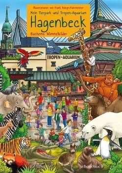 Mein Tierpark und Tropenaquarium Hagenbeck von Robyn-Fuhrmeister,  Frank