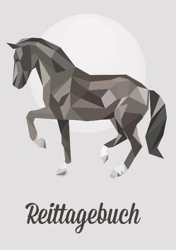 Mein tolles Reittagebuch – Ein Tagebuch zum Eintragen für Reiten und für Pferde von Reitwelt,  Horse