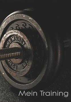 Mein Trainingstagebuch für Krafttraining und Fitness | Notiere deine körperlichen und kräftemäßigen Fortschritte | Ausreichend Platz für Trainingspläne und 40 Übungen – gebundene Ausgabe – DIN A5 von .,  Enjoytheworld, Schwenecke,  Dirk