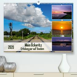 Mein Ückeritz – Erholung pur auf Usedom (Premium, hochwertiger DIN A2 Wandkalender 2020, Kunstdruck in Hochglanz) von LaPics