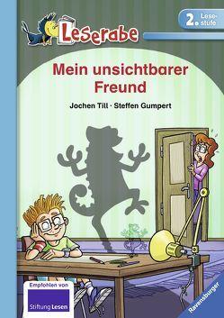 Mein unsichtbarer Freund von Gumpert,  Steffen, Till,  Jochen
