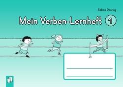 Mein Verben-Lernheft 1 von Doering,  Sabine
