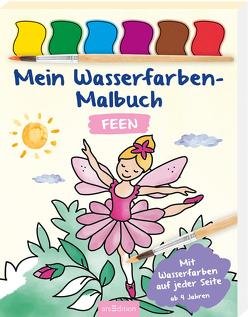 Mein Wasserfarben-Malbuch Feen von Beurenmeister,  Corina
