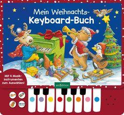 Mein Weihnachts-Keyboard-Buch von Georg,  Christine