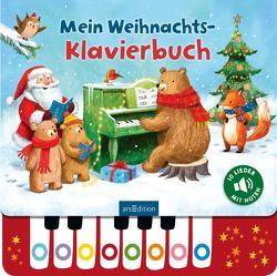 Mein Weihnachts-Klavierbuch von Jatkowska,  Ag