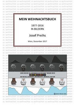 Mein Weihnachtsbuch in Bildern von Preihs,  Josef