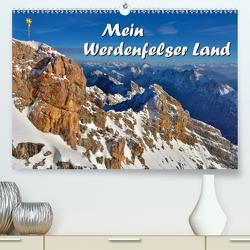 Mein Werdenfelser Land (Premium, hochwertiger DIN A2 Wandkalender 2021, Kunstdruck in Hochglanz) von Wilczek,  Dieter-M.