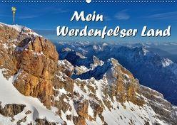 Mein Werdenfelser Land (Wandkalender 2018 DIN A2 quer) von Wilczek,  Dieter-M.