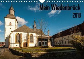 Mein Wiedenbrück (Wandkalender 2018 DIN A4 quer) von Scholz,  Daniela
