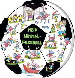 Mein Wimmel-Fußball von Korthues,  Barbara