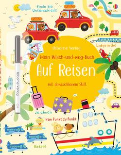 Mein Wisch-und-weg-Buch: Auf Reisen von Caprini,  Manola, Robson,  Kirsteen