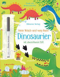 Mein Wisch-und-weg-Buch: Dinosaurier von Florino,  Dania, Robson,  Kirsteen