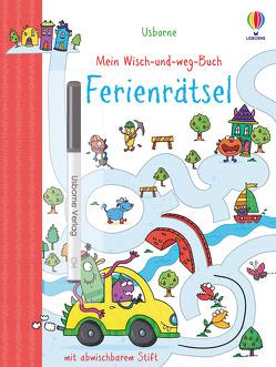 Mein Wisch-und-weg-Buch: Ferienrätsel von Bingham,  Jane, Williams,  Gareth