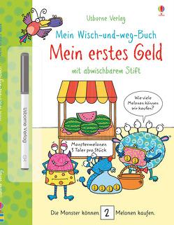 Mein Wisch-und-weg-Buch: Mein erstes Geld von Bingham,  Jane, Williams,  Gareth