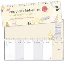 """Mein Wochen-Tischkalender für das Schuljahr 2021/2022 – """"live – love – teach"""" von Verlag an der Ruhr,  Redaktionsteam"""