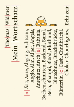 Mein Wortschatz von Widmer,  Thomas