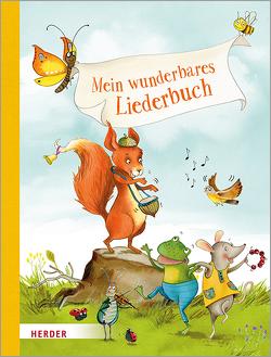 Mein wunderbares Liederbuch von Jäger,  Katja, Müller,  Sylvia