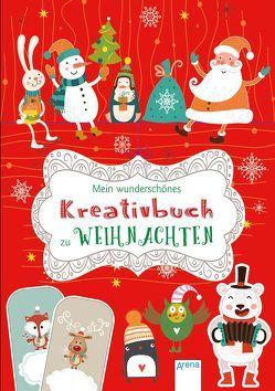 Mein wunderschönes Kreativbuch zu Weihnachten von Stütze,  Annett