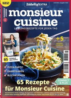 mein ZauberTopf Extra 01/21 – Monsieur Cuisine von Redaktion,  mein ZauberTopf