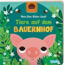 Mein Zieh-Bilder-Spaß: Tiere auf dem Bauernhof von Hofmann,  Julia, Marshall,  Natalie