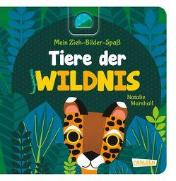 Mein Zieh-Bilder-Spaß: Tiere der Wildnis von Hofmann,  Julia, Marshall,  Natalie