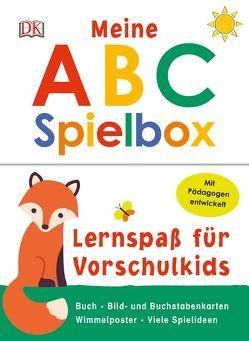 Lernspaß für Vorschulkids. Meine ABC-Spielbox