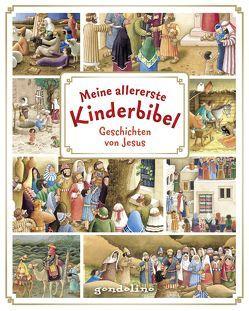 Meine allererste Kinderbibel von Droop,  Constanza, Krenzer,  Rolf