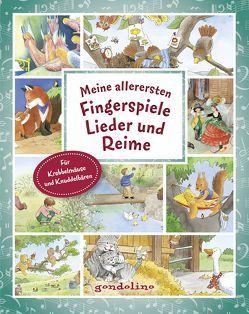 Meine allerersten Fingerspiele, Lieder und Reime von Schuld,  Kerstin M., Schwandt,  Susanne