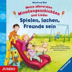 Meine allerersten Minutengeschichten und Lieder von Elskis,  Marion, Mai,  Manfred