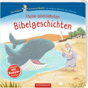 Meine allerliebsten Bibelgeschichten von Hebrock,  Andrea, Nußbaum,  Margret