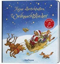 Meine allerschönsten Weihnachtslieder von Stickel,  Stephanie