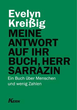 Meine Antwort auf Ihr Buch, Herr Sarrazin von Kreißig,  Evelyn