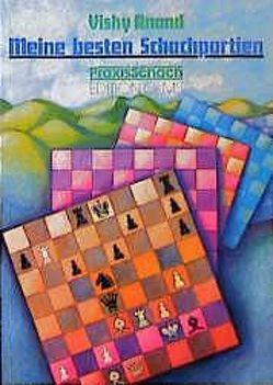 Meine besten Schachpartien von Anand,  Vishy, Flacker,  Edgar, Nunn,  John