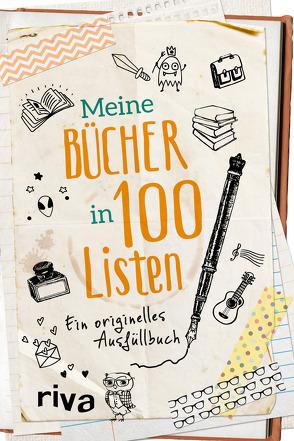 Meine Bücher in 100 Listen