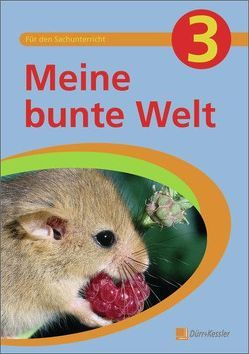 Meine bunte Welt 3 von Darthé,  Katalin, de Martin,  Susanne, Leonhardt,  Julia