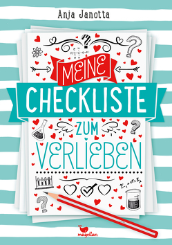 Meine Checkliste zum Verlieben von Janotta,  Anja