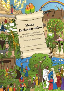 Meine Entdecker-Bibel von Jeschke,  Tanja