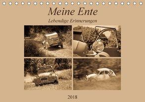 Meine Ente – Lebendige Erinnerungen (Tischkalender 2018 DIN A5 quer) von Bölts,  Meike