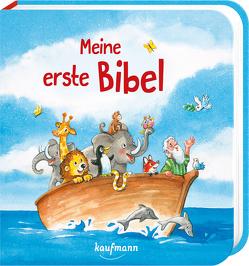 Meine erste Bibel von Lamping,  Laura, Nagel,  Tina