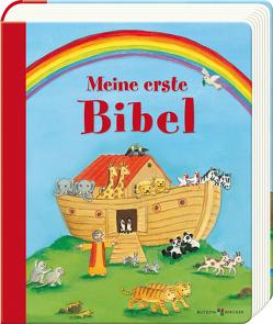 Meine erste Bibel von Krömer,  Astrid