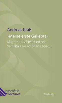 """""""Meine erste Geliebte"""" von Krass,  Andreas"""