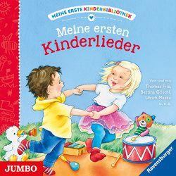 Meine erste Kinderbibliothek. Meine ersten Kinderlieder von Friz,  Thomas, Maske,  Ulrich, u.v.m.