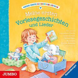 Meine erste Kinderbibliothek. Meine ersten Vorlesegesichten und Lieder von Dierks,  Hannelore, Elskis,  Marion, Ferri