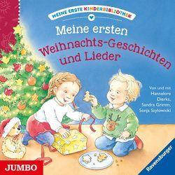 Meine erste Kinderbibliothek. Meine ersten Weihnachts-Geschichten und Lieder von Diverse, Meyer-Göllner,  Matthias, Szylowicki,  Sonja, u.v.a.