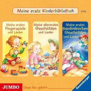 Meine erste Kinderbibliothek Sammelbox von Grimm,  Sandra u.a.