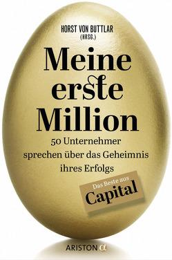 Meine erste Million von von Buttlar,  Horst
