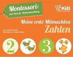 Meine erste Mitmachbox Zahlen von Baruzzi,  Agnese, Piroddi,  Chiara