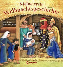 Meine erste Weihnachtsgeschichte von Droop,  Constanza, Krenzer,  Rolf